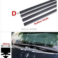 Стеклоочистители для лобового стекла автомобиля(заправка) для Honda Accord City Civic CR-V CR-Z Crosstour Insight Jazz Fit, автомобильные Стеклоочистители