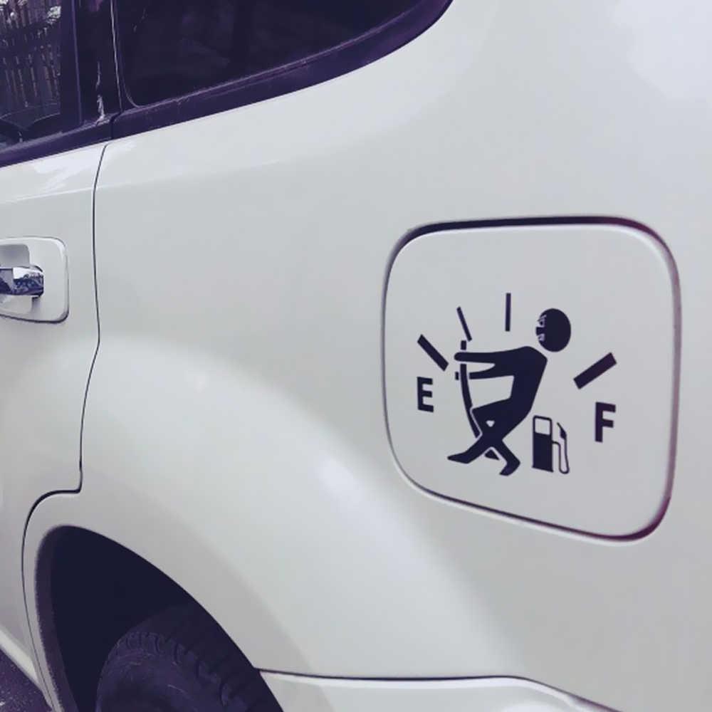 عاكسة لطيف النفط نقص سيارة الجسم التصميم ملصق للإزالة للماء ل تسلا نموذج 3 Bmw E46 E90 فورد التركيز 2 فولكس واجن