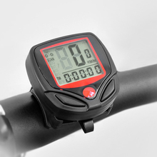 Water Resistant Bicycle Computer Odometer Easy Installation Multifunction Accessories Large Display Compatible Speedometer