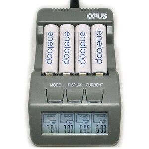 Opus BT-C700 NiCd NiMh LCD Dig