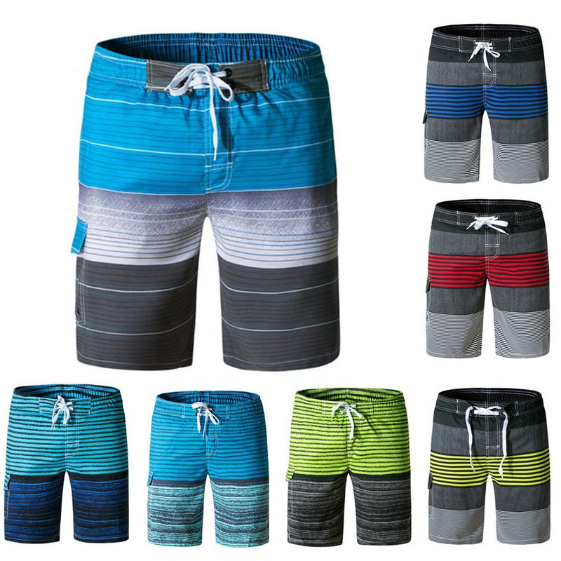 Men's Beach Pants Europe American Style Casual Home Quick-drying Sports Shorts