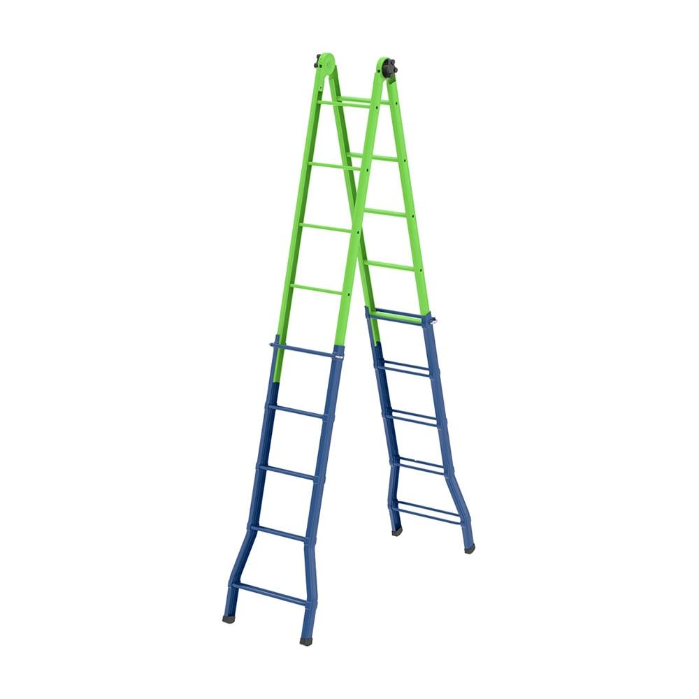 Ladder & Scaffolding Parts Sibrtec 97892 Ladder Parts Ladder Steel Ladder Transformer ladder cutout sleeve jumper