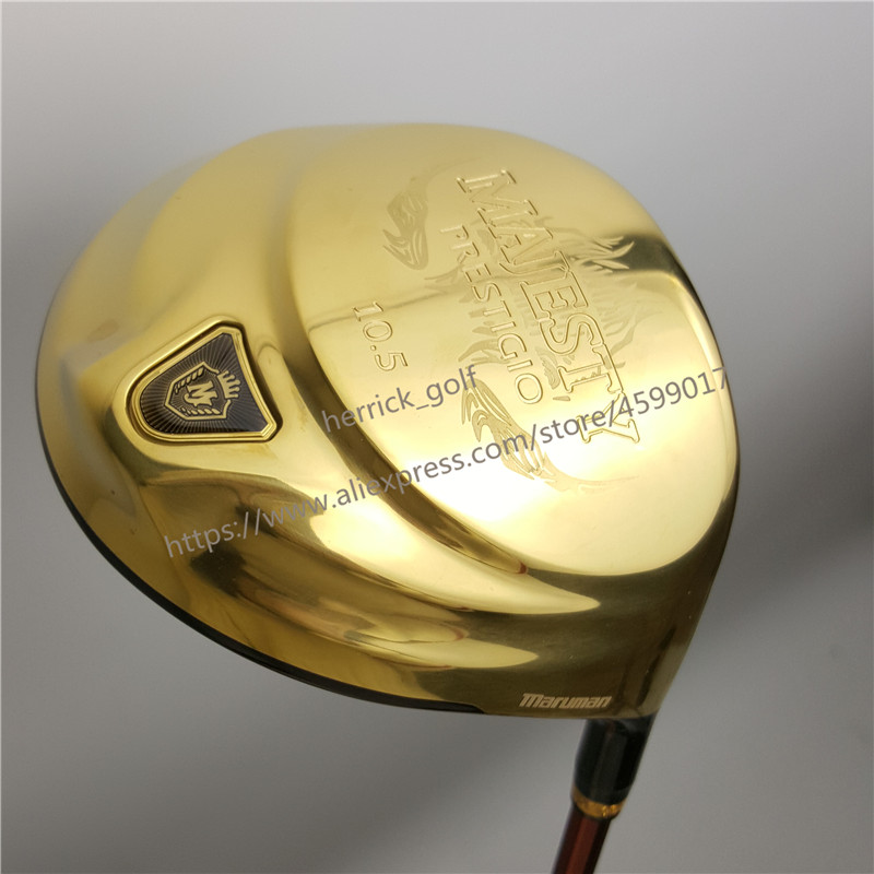 New Golf Clubs Driver Maruman Majesty Prestigio 9 Golf Driver 9 5 Or 10 5 Loft Golf Graphite Clubs Shaft Free Shipping