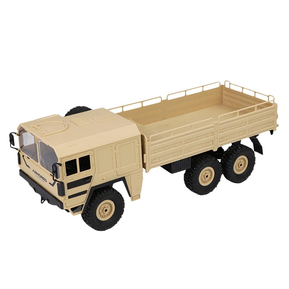 Jjrc Q64 1:16 2.4G 6Wd High Speed Off-Road Rc Car Truck Crawler Rtr ToyJjrc Q64 1:16 2.4G 6Wd High Speed Off-Road Rc Car Truck Crawler Rtr Toy