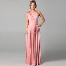 0d326ed219ff23 Convertible Bridesmaid Dress Promotion-Achetez des Convertible ...