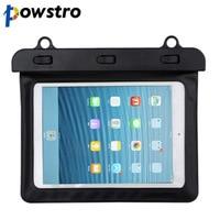 Funda impermeable para tableta, bolsa seca de 7-8 pulgadas, resistente al agua, Protector para Ipad Mi ni1/2/3 KindleSamsung mi pad2/3