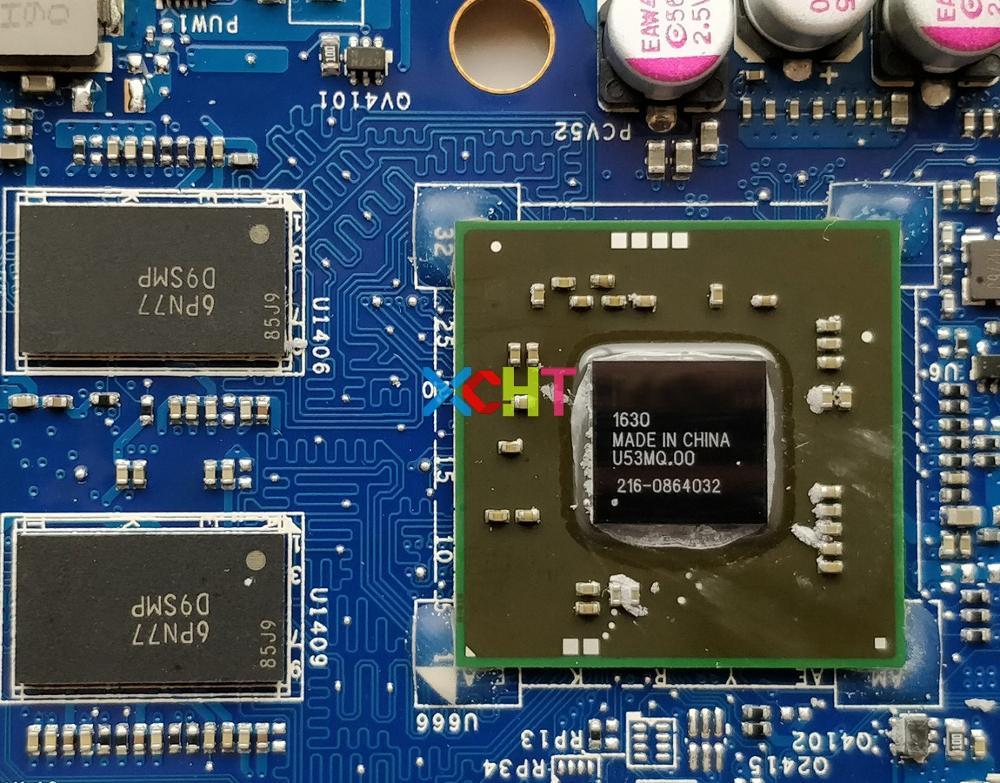 Image 5 - Hp ノートブック 15 ay124TX 15 AY シリーズ 903787 001 903787 601 ワット i7 7500U CPU R7M1 70/2 ギガバイト CDL50 LA D707P マザーボードテスト -    グループ上の パソコン & オフィス からの ノートパソコン マザーボード の中