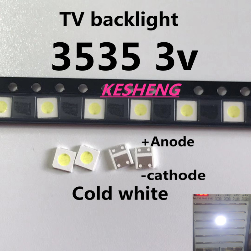 Back To Search Resultselectronic Components & Supplies Sharp Led Tv Application Backlit Lcd Screen For Tv Led Backlight 1 W 3 V 3535 3537 Cool White Gm5f22zh10a 200pcs