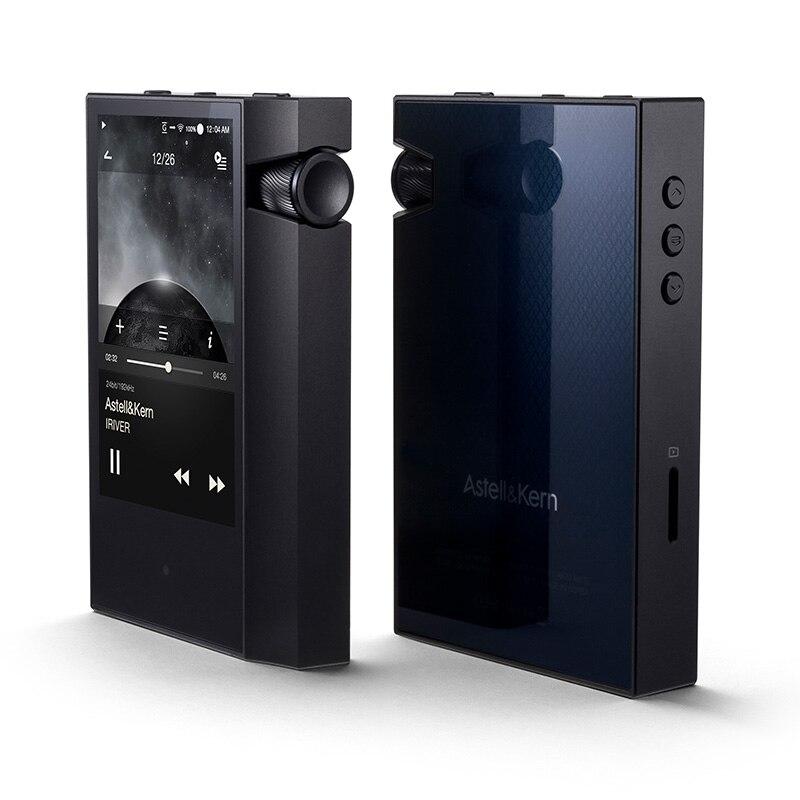 IRIVER Astell & Kern AK70 MKII lecteur HIFI Portable haute résolution double DAC musique Audio lecteur MP3 DAP cadeau l'étui en cuir