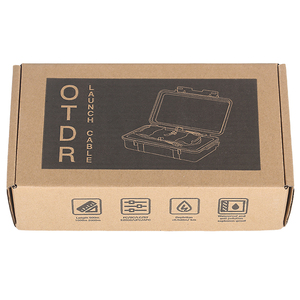 Image 5 - Free shipping SC/APC SC/APC OTDR Dead Zone Eliminator,Fiber Rings 500M Fiber Optic OTDR Launch Cable Box 1Km 2Km SM 1310/1550nm