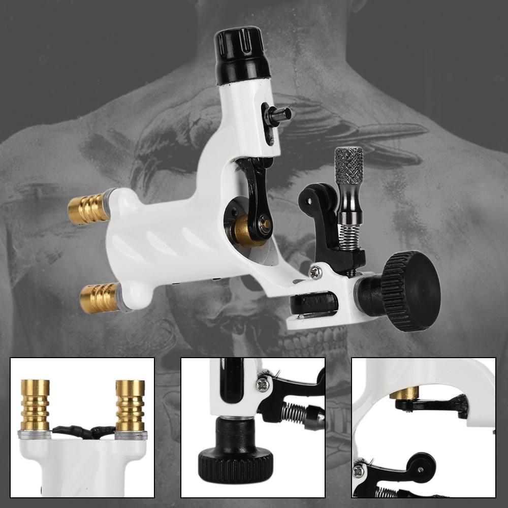 Tätowier-sets Freundschaftlich Libelle Rotary Tattoo Maschine Shader & Liner Tattoo Motor Kits Versorgung Für Künstler Permanent Aromatischer Geschmack