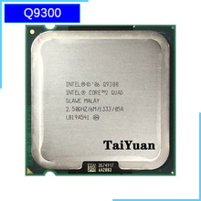 Processeur Intel Core 2 Quad Q9300 2.5 GHz, Quad Core 6M 95W 1333 LGA 775