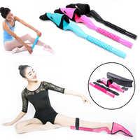 Accessoires de forme physique élastiques de renforceur d'arc de civière d'effort de Massage de danseur de Ballet professionnel extensible de pied de Ballet détachable d'abs