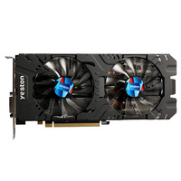 PPYY NEW Yeston Radeon Rx580 2048Sp 8G Gddr5 Pci Express X16 3.0 Video Gaming Graphics Card External Graphics Card For Deskto