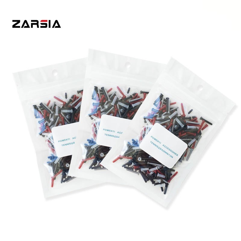 1pack ZARSIA Badminton Grommets Racket Eyelets Stringing Machine Tools String Protect Parts Stringing Accessory