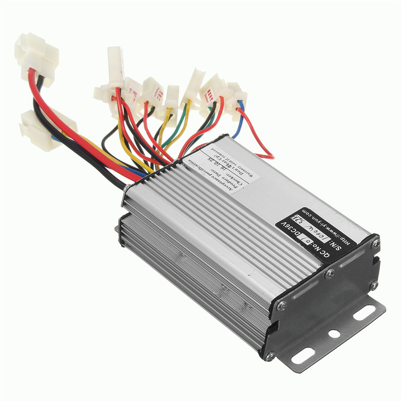 36V 1000W Electric Scooter Motor Brush Speed Controller For Vehicle Bicycle Bike Promotion