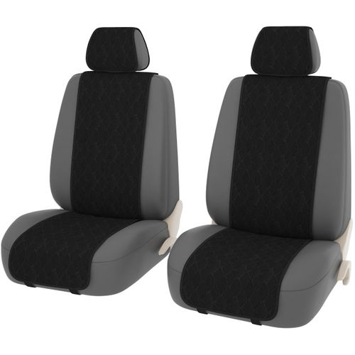 Cape PSV Rombo FRONT black, 2 PCs (129092) pro 2 pcs black