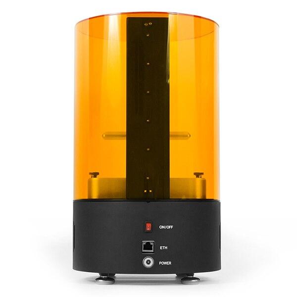 Plus long Orange120 bureau UV LCD 3D imprimante kit DLP haute précision 3D imprimante hors ligne impression et tranchage rapide 120x68x150mm