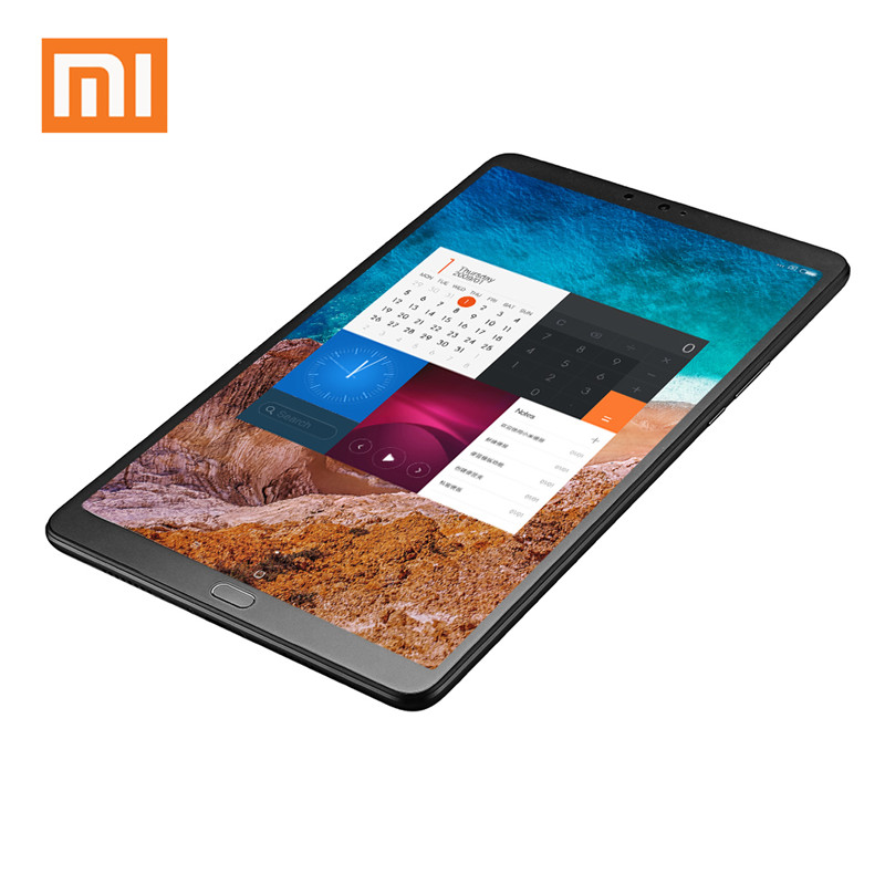 Original XIAOMI Mi Pad 4 Plus 4G+128G LTE CN ROM Original Box Snapdragon 660 10.1 MIUI 9 OS Tablet PC