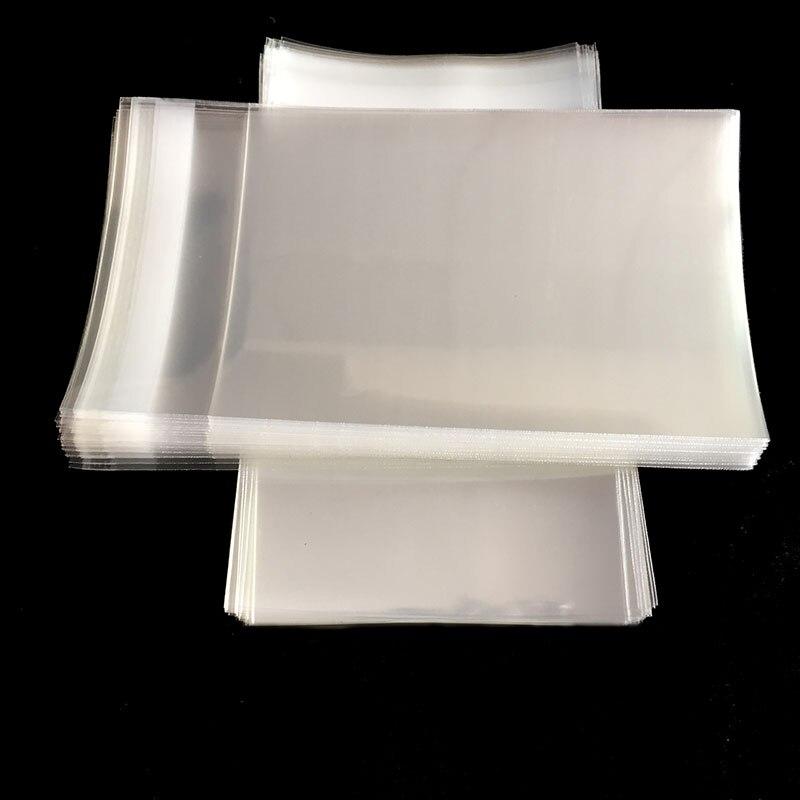 Clear Plastic Bag 100pcs Lot A4