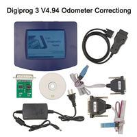 Digiprog 3 V4.94 With OBD Version Cable Digiprog III ST01 ST04 Odometer Programmer Digiprog 3 V4.94 Mileage Correction Tool
