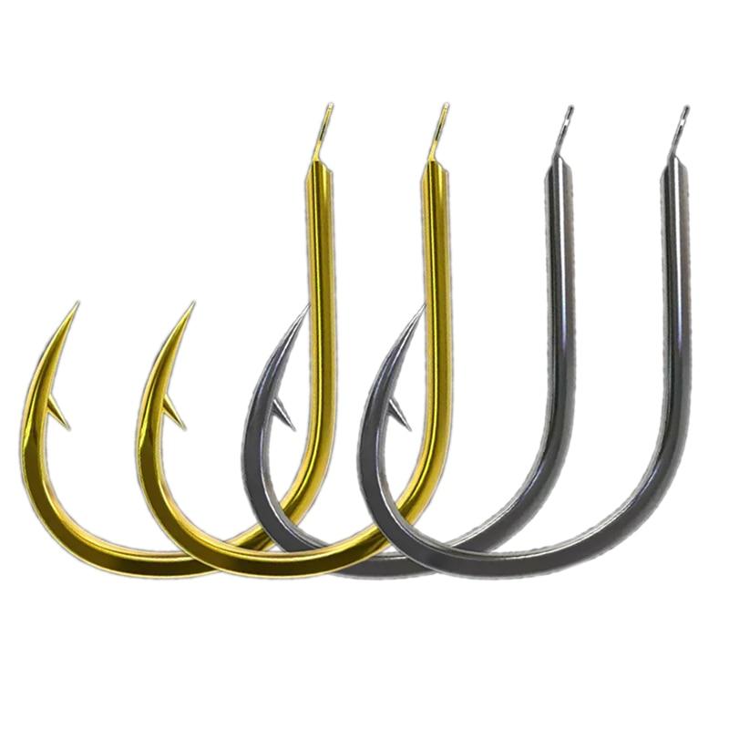 100 pieces/bag size 5-10 High carbon steel barbed Fishing Hook, freshwater lake marine Fishing Hook,   flating Japan  fishhook