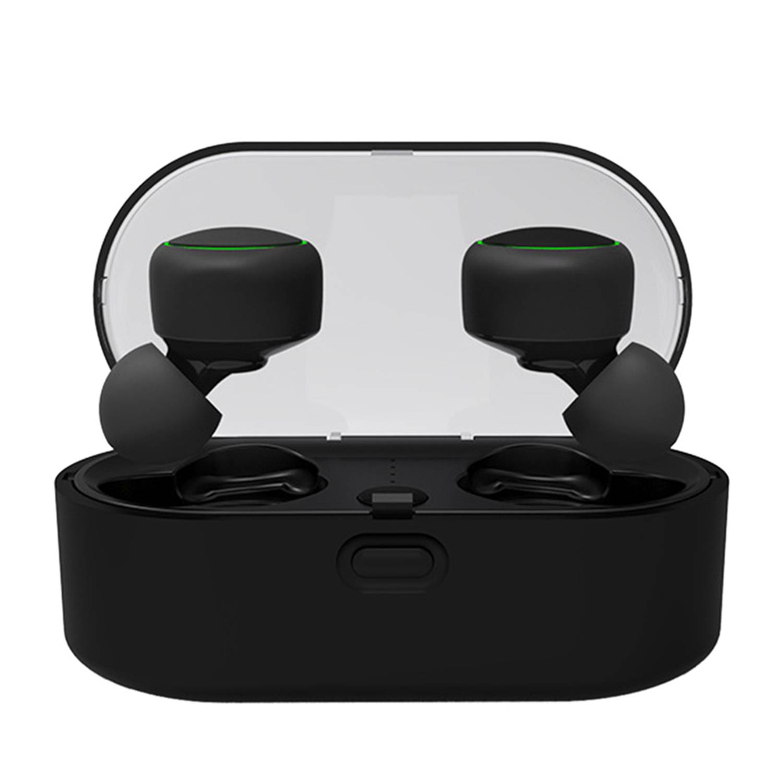 Chats TWS Bluetooth écouteur véritable sans fil stéréo sans fil 3D stéréo mini casque casque dans l'oreille écouteurs pour Smartphone