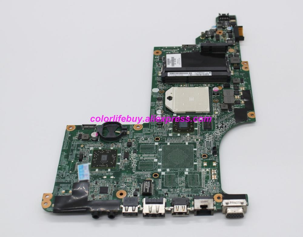 Image 5 - Genuine 595135 001 DA0LX8MB6D1 Laptop Motherboard Mainboard for HP DV6 3000 Series DV6Z 3000 DV6Z 3100 DV6Z 3200 NoteBook PC-in Laptop Motherboard from Computer & Office