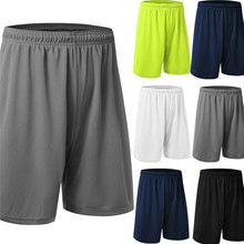 Mens shorts mens gym training summer exercise sports and leisure fitness running