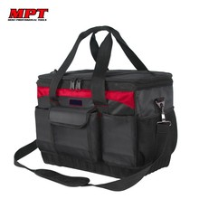 Professional Oxford Cloth Portable Tool Bag Storage Spanner Pouch Hardware Repair Tools Toolkit Carpenter Electrician Package