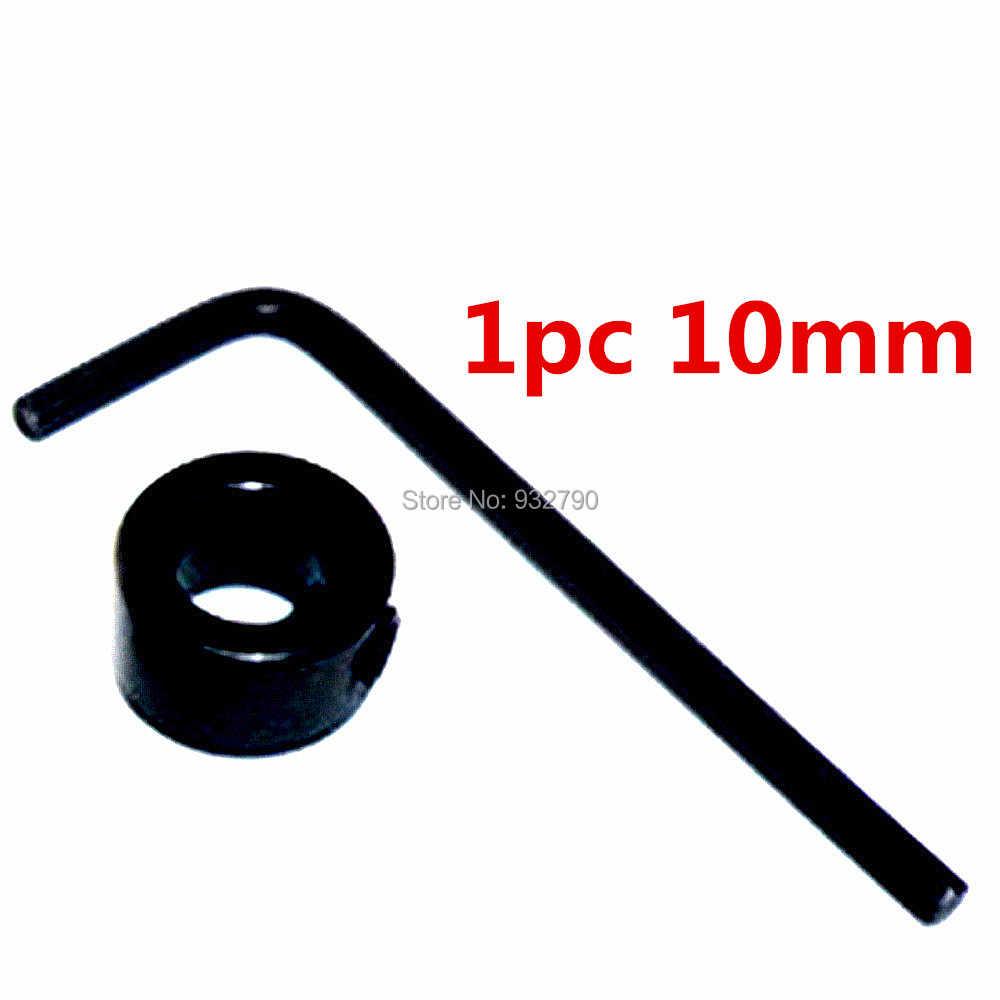 8mm 9mm 10mm Twist เจาะ Bit HSS พ็อกเก็ต Hole Twist Step Drill Bit 8mm 10 มม.ความลึก STOP คอสำหรับกระเป๋าเครื่อง