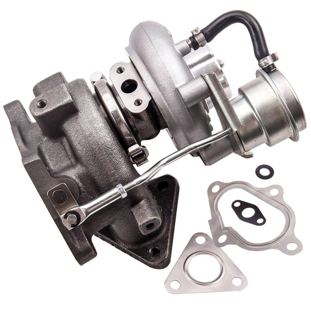 TD04-12T/TF035 Turbo turbocompresseur pour Mitsubishi Pajero Triton Turbo 4M40 2.8L refroidi à l'huile Turbo chargeur Turbine 49135-03130