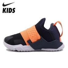 NIKE HUARACHE Kids Original Children Breathable Running Shoes Outdoor Casual Sports Sneakers #AH7827-403