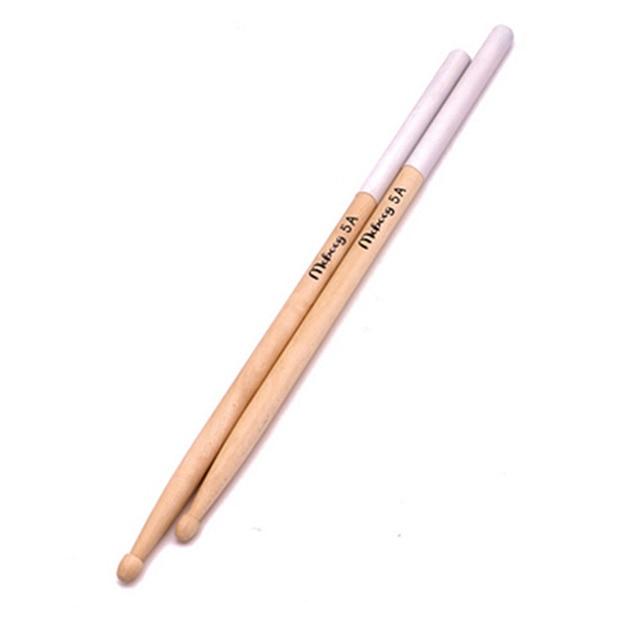 Moboog  Drum Sticks 5A - 1 Pair Maple Wood 2