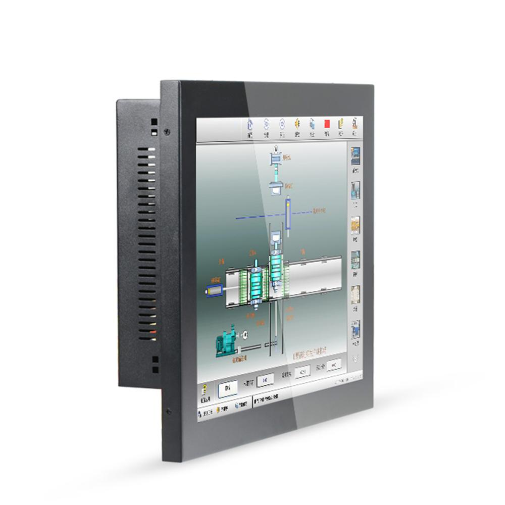 15 Inch Taiwan 5 Wire Touch Screen,Industrial Panel PC,Win10 Or Linux,Intel Core I5 ,[COM USB LAN HDMI WIFI],[DA08W]