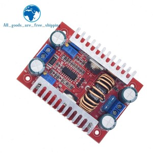 Image 4 - DC 400W 15A Step up Boost Converter Constant Current Power Supply LED Driver 8.5 50V to 10 60V Voltage Charger Step Up Module