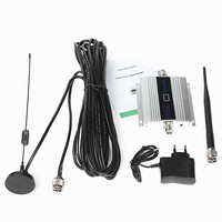 LCD GSM 900Mhz Mobile Cell phone Signal Booster cellular Repeater Amplifier Signal Boosters