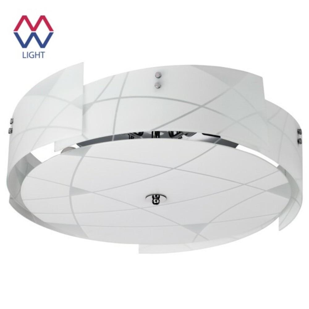 Chandeliers Mw-light 451010905 ceiling chandelier for living room to the bedroom indoor lighting 6w aluminum led wall light living room bedroom lamp 360 degree rotation