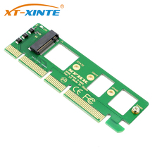 NGFF M key M.2 NVME AHCI SSD to PCI-E PCI Express 3.0 16x x4 Adapter Riser Card Converter for XP941 SM951 PM951 A110 SSD