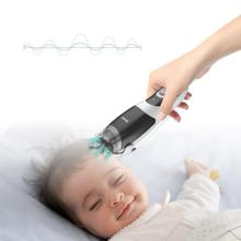 Умная Водонепроницаемая ультра Тихая заряжаемая без масла машинка для стрижки волос для детей и детей