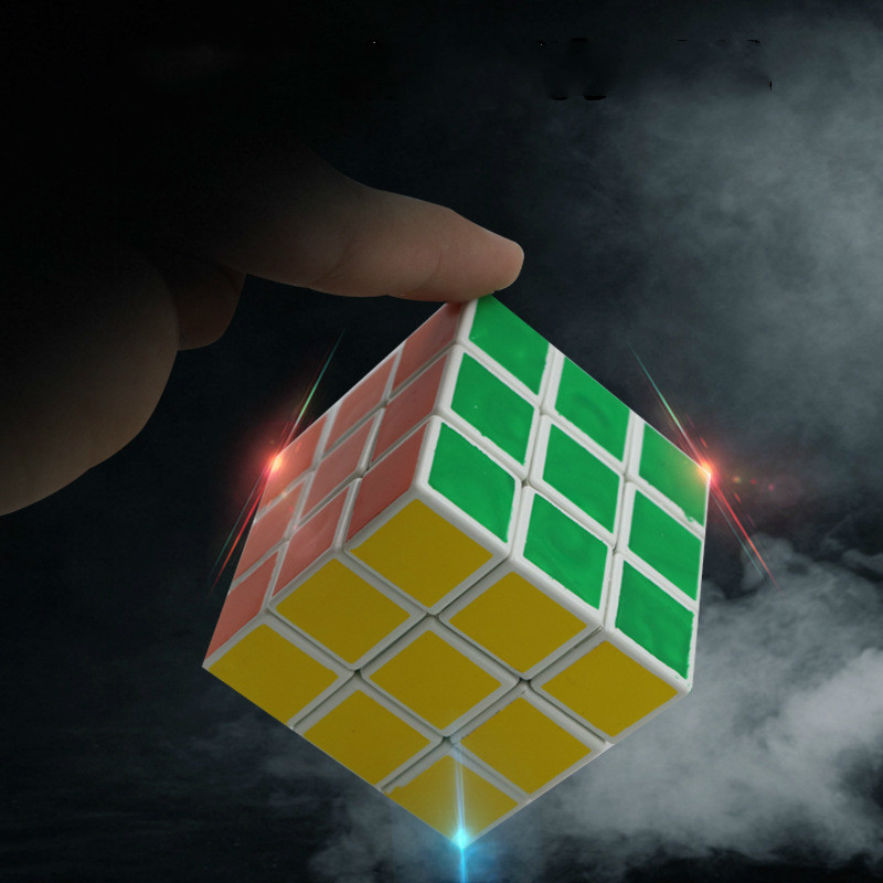 Puzzles & Games Magic Cubes 3 Magic Neo Cube Square Magic Cube Match Special-purpose Magic Cube Oxyphylla Educational Toys For Children Cubo Magico