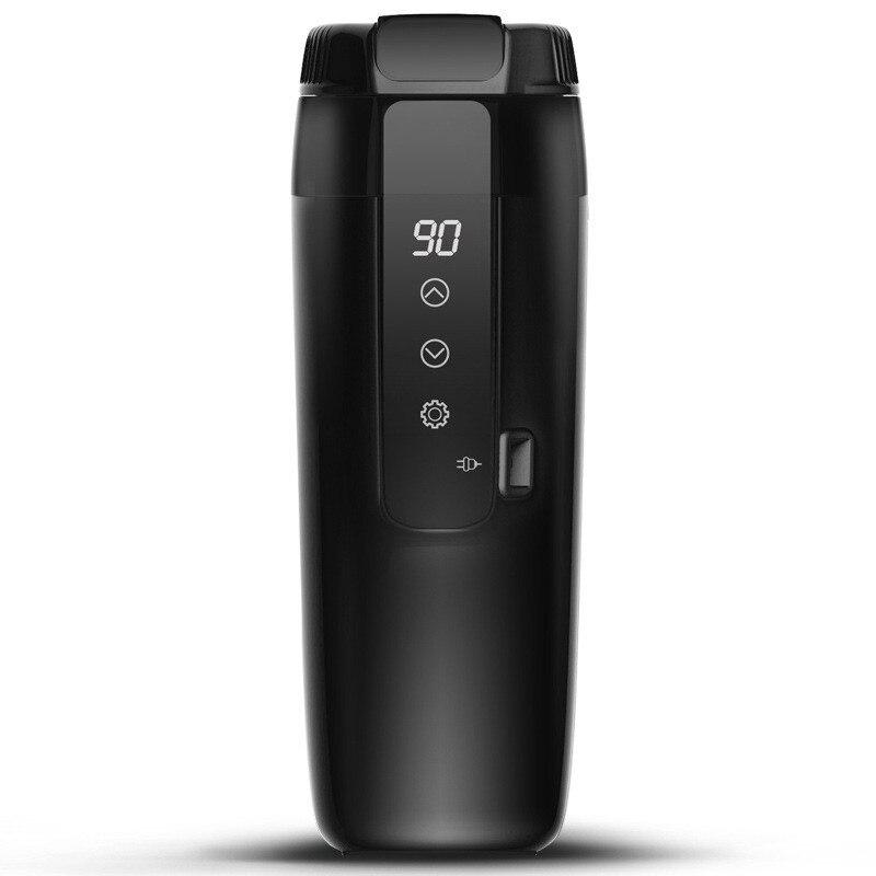 12 В 350 мл Автомобильная электроника, автомобильная нагревательная чашка, электрическая кружка с подогревом, водонагреватель для кипячения, автомобильный чайник для путешествий, портативная Термокружка