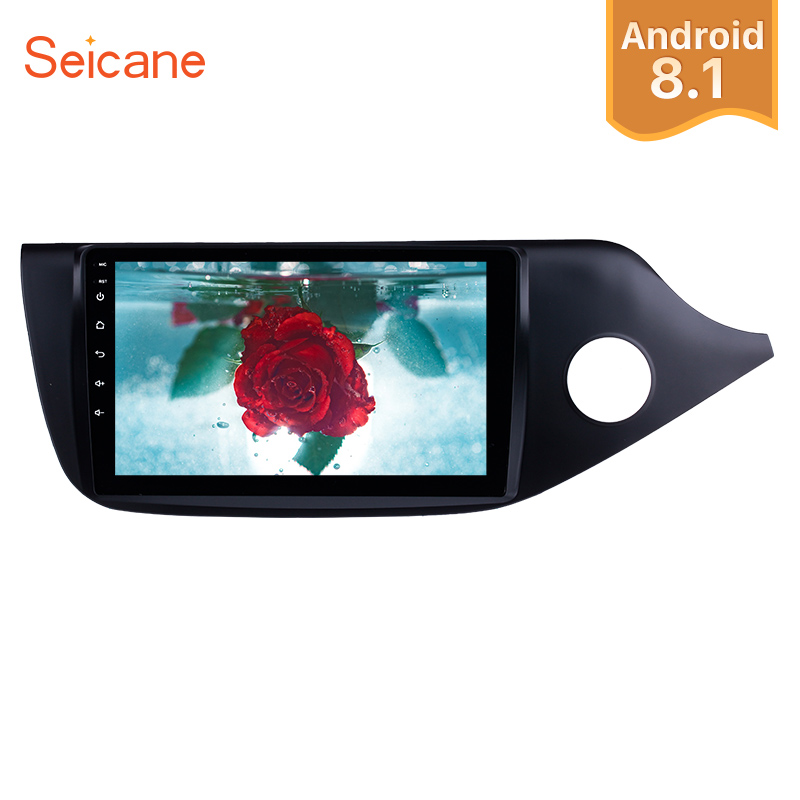 Seicane Head unit 9 Android 8.1 Radio For 2012 2013 2014 Kia Ceed RHD 8-core Touch Screen RDS Multimedia Player GPS Car StereoSeicane Head unit 9 Android 8.1 Radio For 2012 2013 2014 Kia Ceed RHD 8-core Touch Screen RDS Multimedia Player GPS Car Stereo
