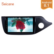 Seicane Head unit 9 Android 8.1 Radio For 2012 2013 2014 Kia Ceed RHD 8-core Touch Screen RDS Multimedia Player GPS Car Stereo