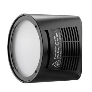 Image 3 - Godox S R1/AK R1/BD07/H200R/AD P/AD L/EC200 Flash blitzgerät Adapter Scheune Tür, snoot, Farbe Filter Reflektor FÜR AD200 PRO