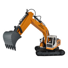 Double E E561-003 2.4G 1:18 Engineering RC Excavator Alloy 3 In