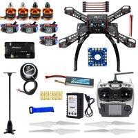 F14893 M DIY RC Drone Quadrocopter Full Kit X4M380L Frame Kit APM 2.8 GPS AT9 TX