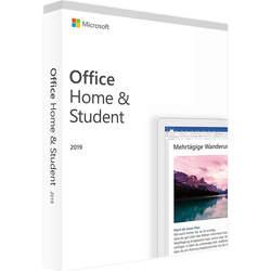 Microsoft Office для дома и учебы 2019 | 1 устройство, Windows 10 PC/Mac ключ карта продукта