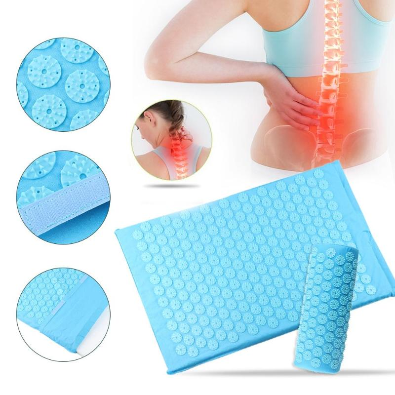 Acupressure Mat Pain And Stress Relief Body Amp Mind Yoga