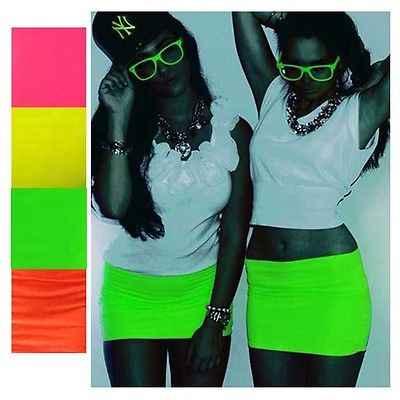 新ファッションレディース蛍光スカート鉛筆ハイウエストボディコンレディースラップショートミニスカート